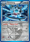 Black and White Plasma Storm card 90