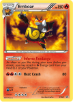 Black and White Promo card BW21