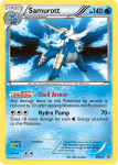 Black and White Promo card BW22