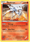 Black and White Promo card BW23
