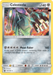 Sun and Moon Celestial Storm card 100