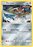 Sun and Moon Celestial Storm card 101