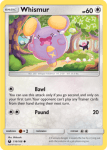 Sun and Moon Celestial Storm card 116