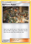 Sun and Moon Celestial Storm card 124