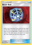 Sun and Moon Celestial Storm card 125