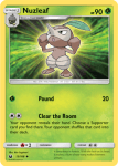 Sun and Moon Celestial Storm card 13
