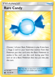 Sun and Moon Celestial Storm card 142
