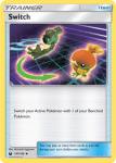 Sun and Moon Celestial Storm card 147