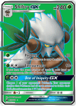 Sun and Moon Celestial Storm card 152