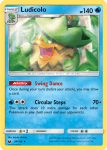 Sun and Moon Celestial Storm card 38