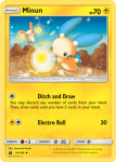 Sun and Moon Celestial Storm card 54