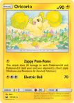 Sun and Moon Celestial Storm card 55