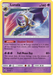 Sun and Moon Celestial Storm card 70