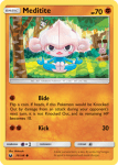 Sun and Moon Celestial Storm card 76