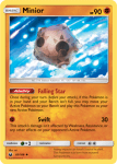 Sun and Moon Celestial Storm card 83