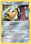Sun and Moon Celestial Storm card 91