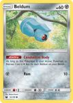Sun and Moon Celestial Storm card 92