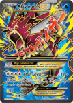 XY BREAKpoint card 115