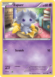 XY BREAKpoint card 58