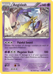 XY BREAKpoint card 62