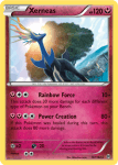 XY BREAKthrough card 107