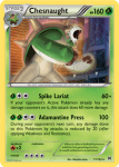 XY BREAKthrough card 11