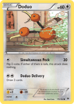 XY BREAKthrough card 115