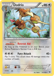 XY BREAKthrough card 117