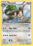 XY BREAKthrough card 120
