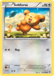 XY BREAKthrough card 121