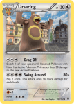 XY BREAKthrough card 122