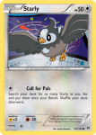 XY BREAKthrough card 125