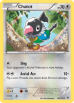 XY BREAKthrough card 128