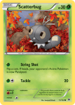 XY BREAKthrough card 13