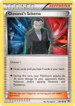 XY BREAKthrough card 138