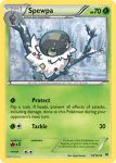 XY BREAKthrough card 14