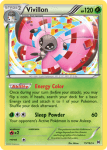 XY BREAKthrough card 15