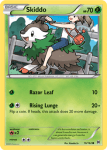 XY BREAKthrough card 16