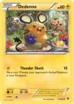 XY BREAKthrough card 57