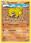 XY BREAKthrough card 75