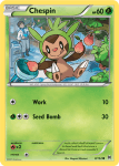 XY BREAKthrough card 8