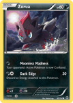 XY BREAKthrough card 89