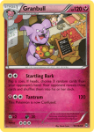 XY BREAKthrough card 99