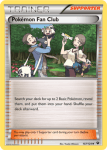 XY Fates Collide card 107