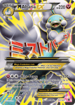 XY Fates Collide card 121