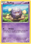 XY Fates Collide card 27