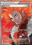 XY Flashfire card 104