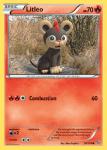 XY Flashfire card 18