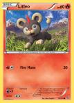 XY Flashfire card 19