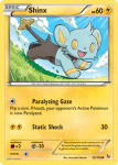 XY Flashfire card 32